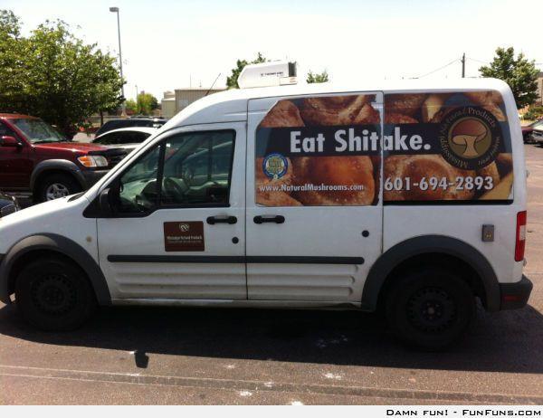 Eat shitake!
