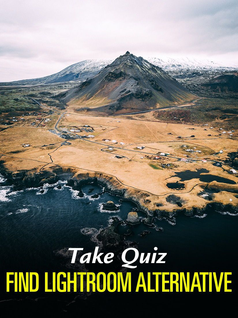 Lightroom Alternative Quiz - Find the Best Lightroom Replacement