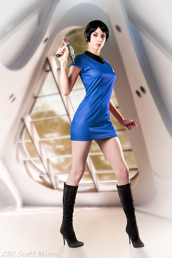 Star trek cosplay sexy, youngblondepussy wetpanties