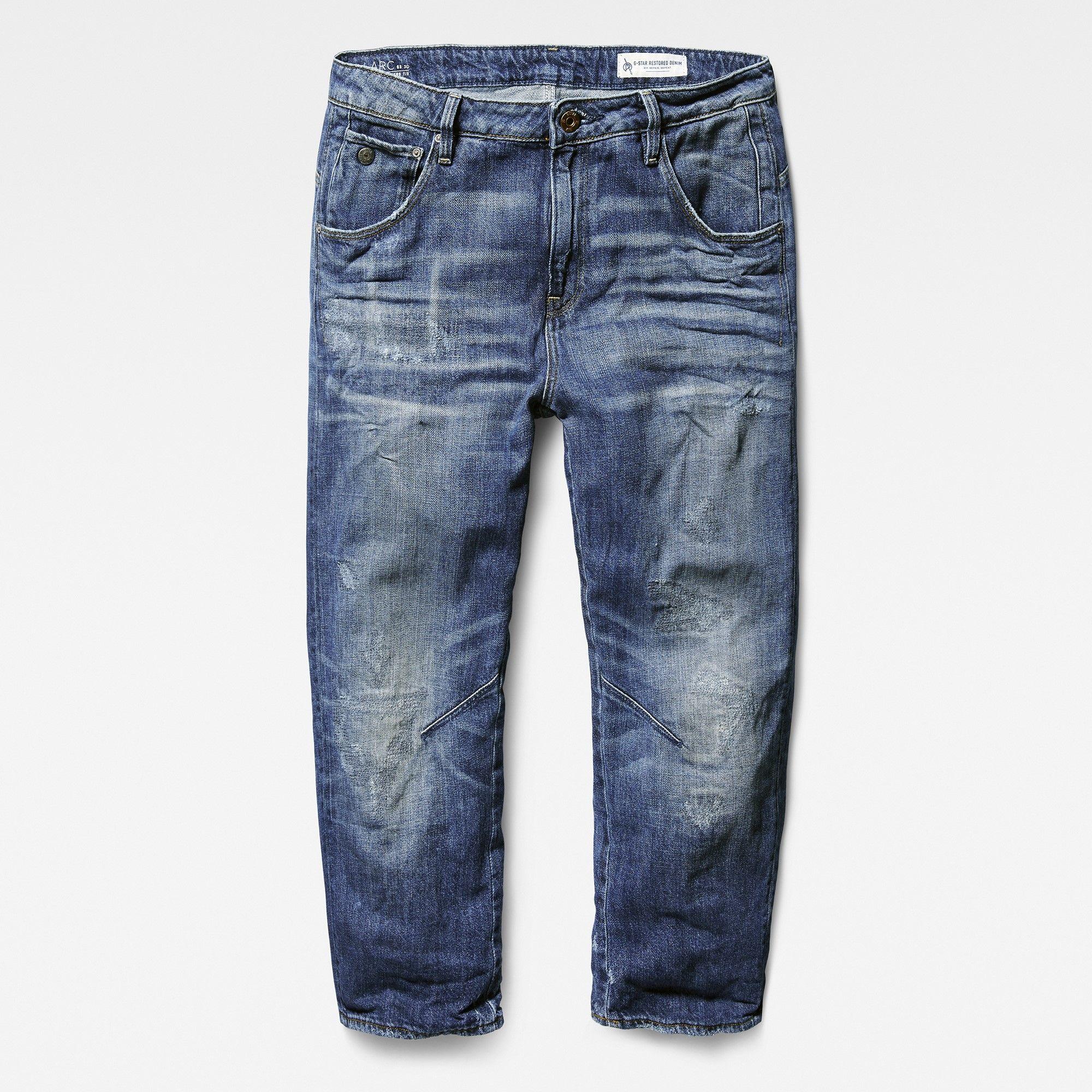 G-STAR RAW Arc 3D Slim Colored Jeans Uomo