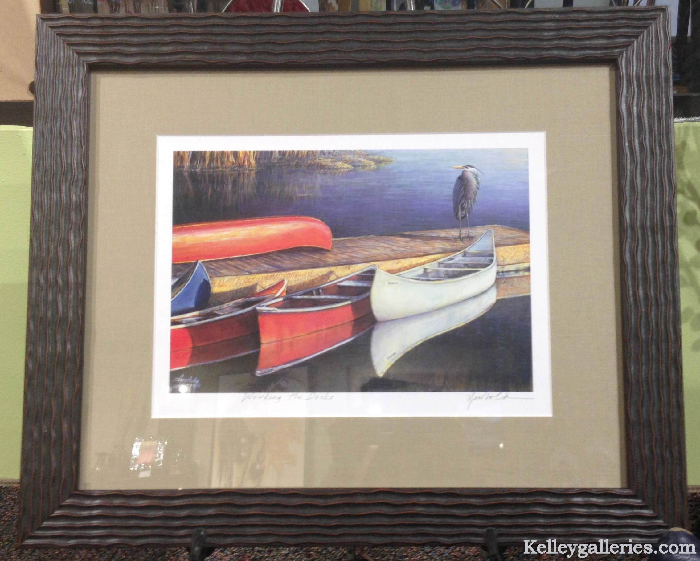 Professional custom framing at kelley gallery hudson professional custom framing at kelley gallery hudson jeuxipadfo Image collections