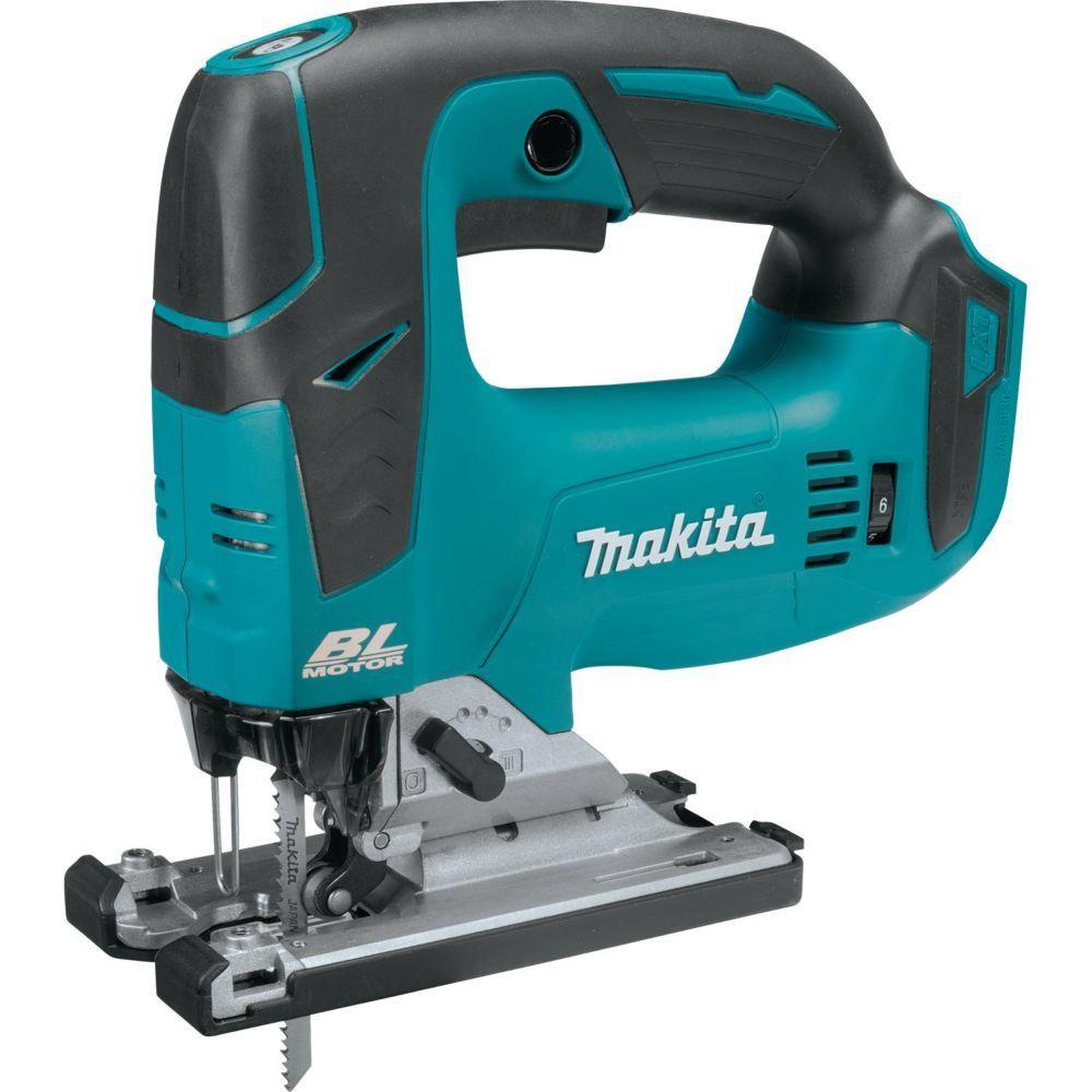 Cordless Jig Saw With Brushless Motor Saw Tool Makita Jig