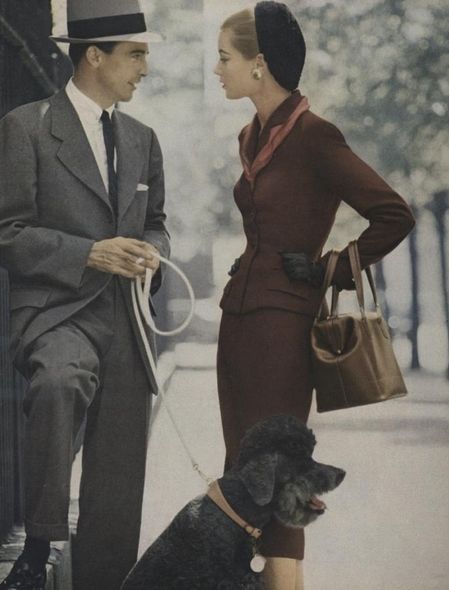 Why can't we all dress like this anymore?