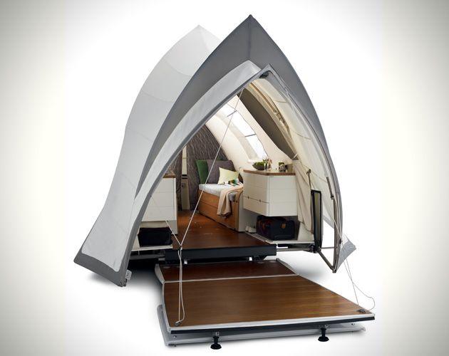 Opera Luxury Camper Trailer