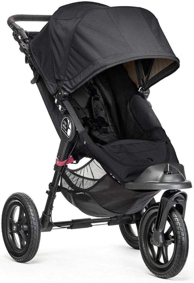 Baby Jogger City Elite Single Stroller Black in 2020