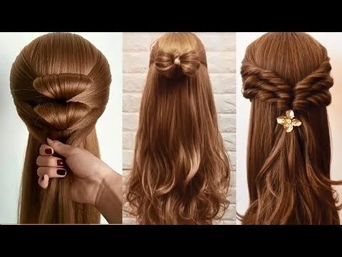 Hermosos Peinados De Moda Con Trenzas Beautiful Hairstyles
