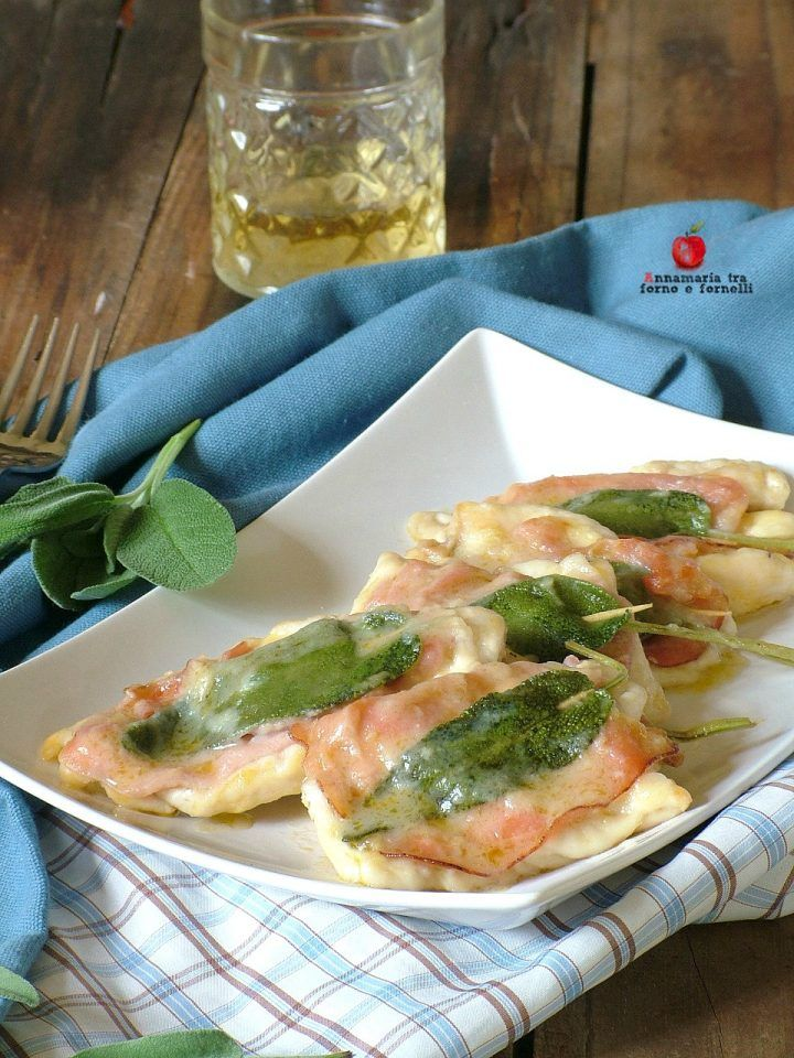 Photo of Creamy Chicken Saltimbocca – Easy Recipe | ANNAMARIA TR …