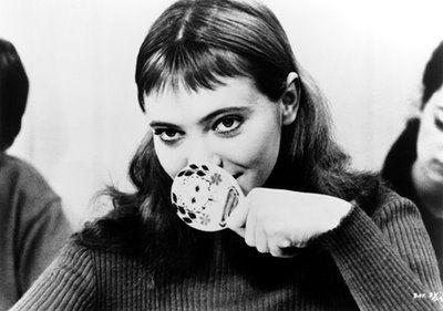 Bande à part. 1964. Jean-Luc Godard