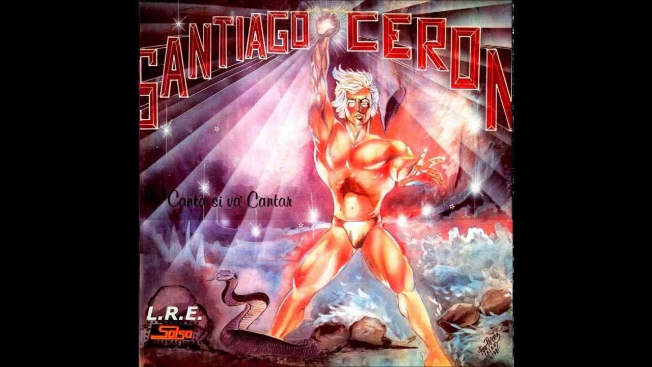 SANTIAGO CERON - CRUEL TORMENTO (1981) L R E