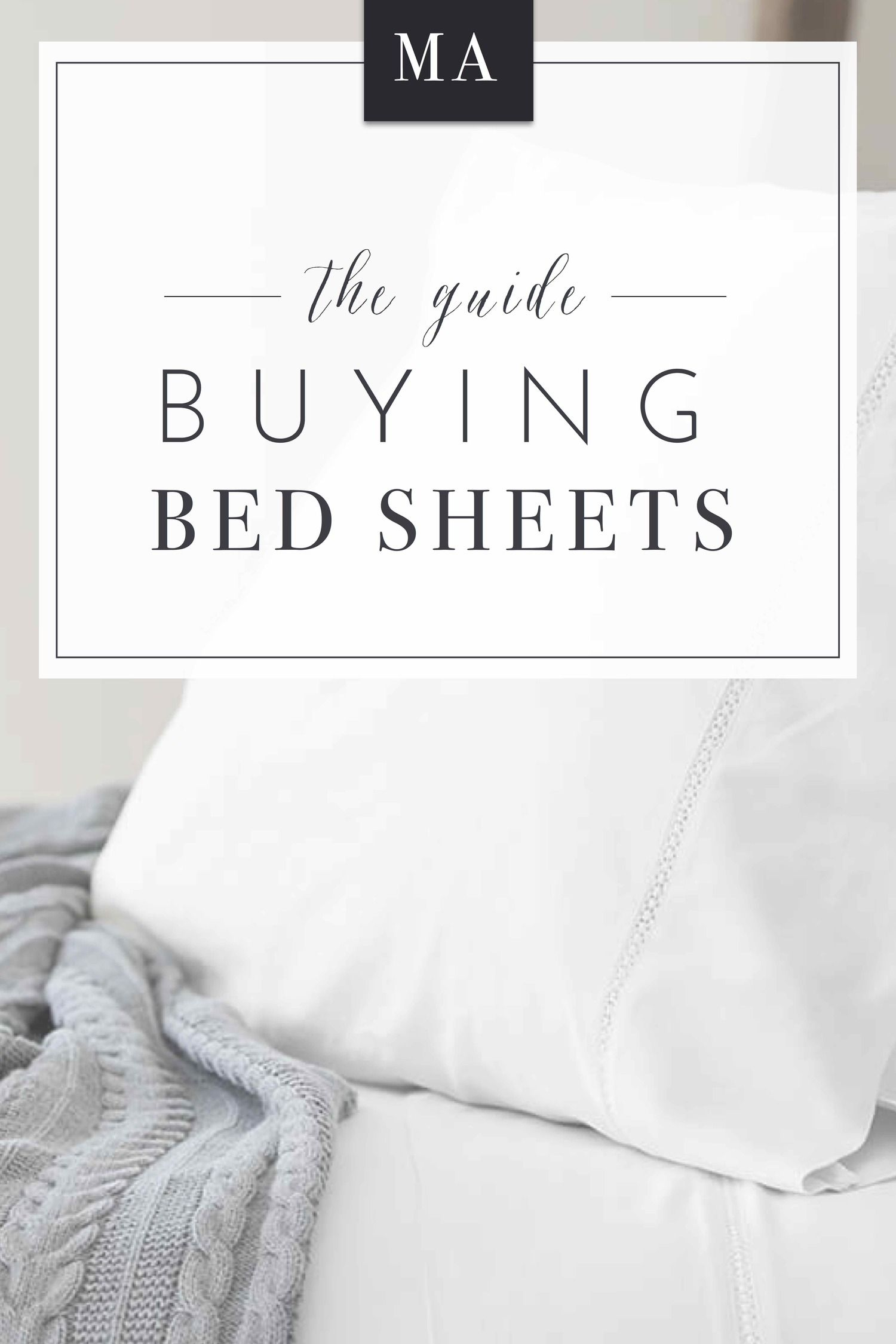 The Guide To Ing Bed Sheets What Look For Scoop On Thread Count And My Favorite Non Toxic Pick