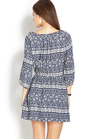 La Vie Boho Dress | FOREVER21 - 2000063862