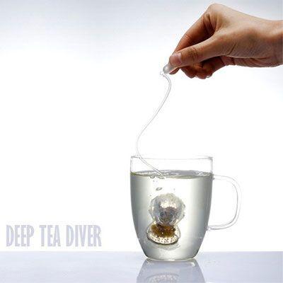 $14.95 Deep Tea Diver | Cool People Shop
