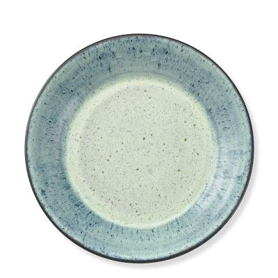 austin melamine dinner plates set of 4 light blue - Melamine Dinner Plates