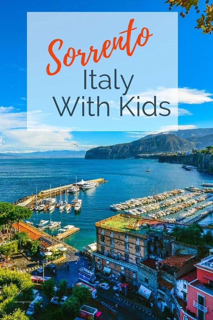 Is Sorrento A Kid-friendly Town? Find