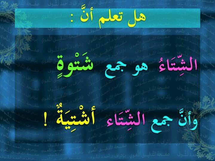 Pin By Amneh Aljayousi On لغة الـــ ض ــاد Arabic Language Learn Arabic Language Learning Arabic
