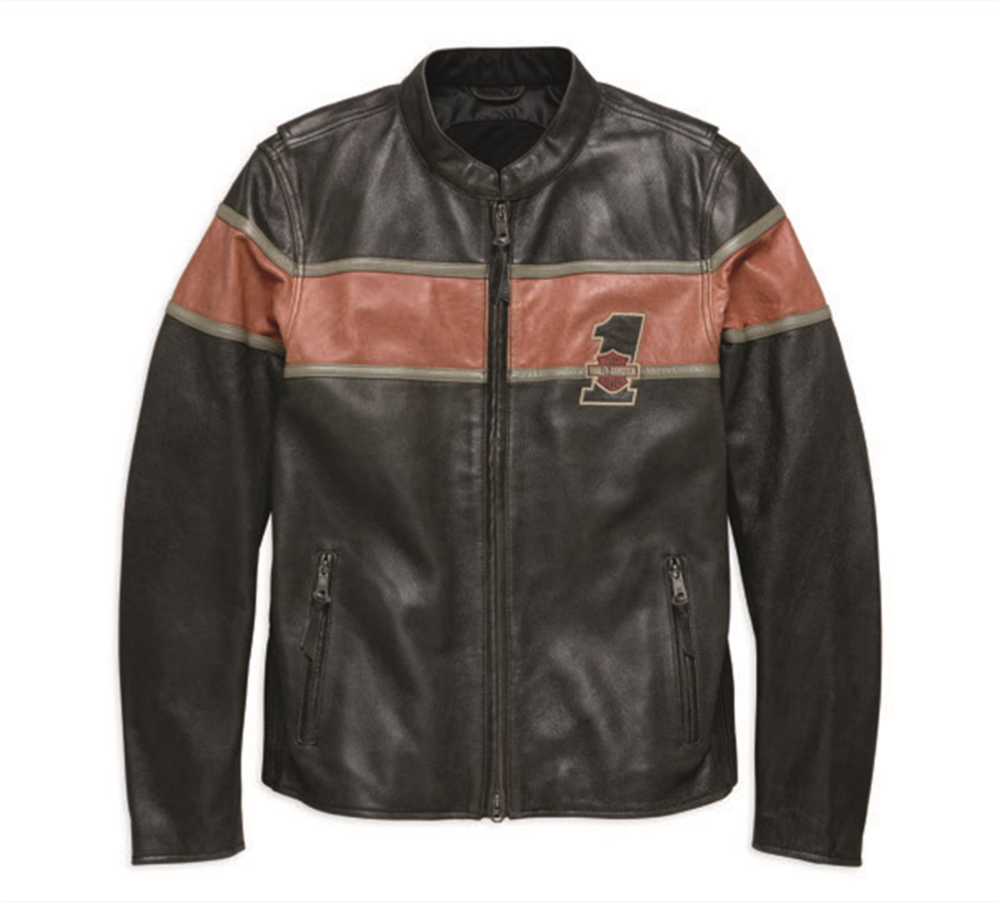 Victory Lane Leather Jacket (9802718EM)