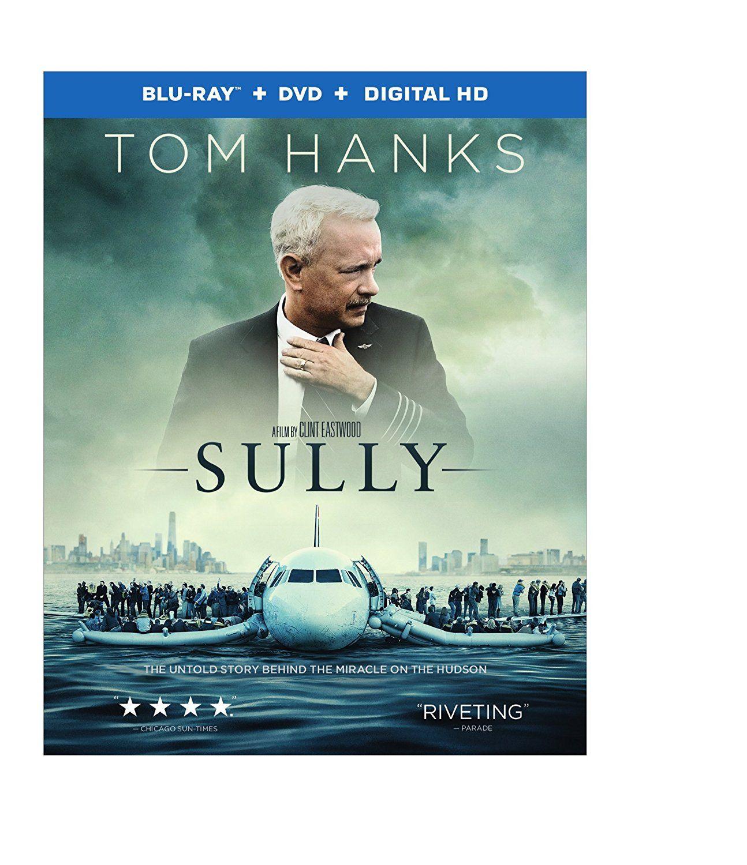Sully (2016) (BD) [Bluray] Tom Hanks, Aaron