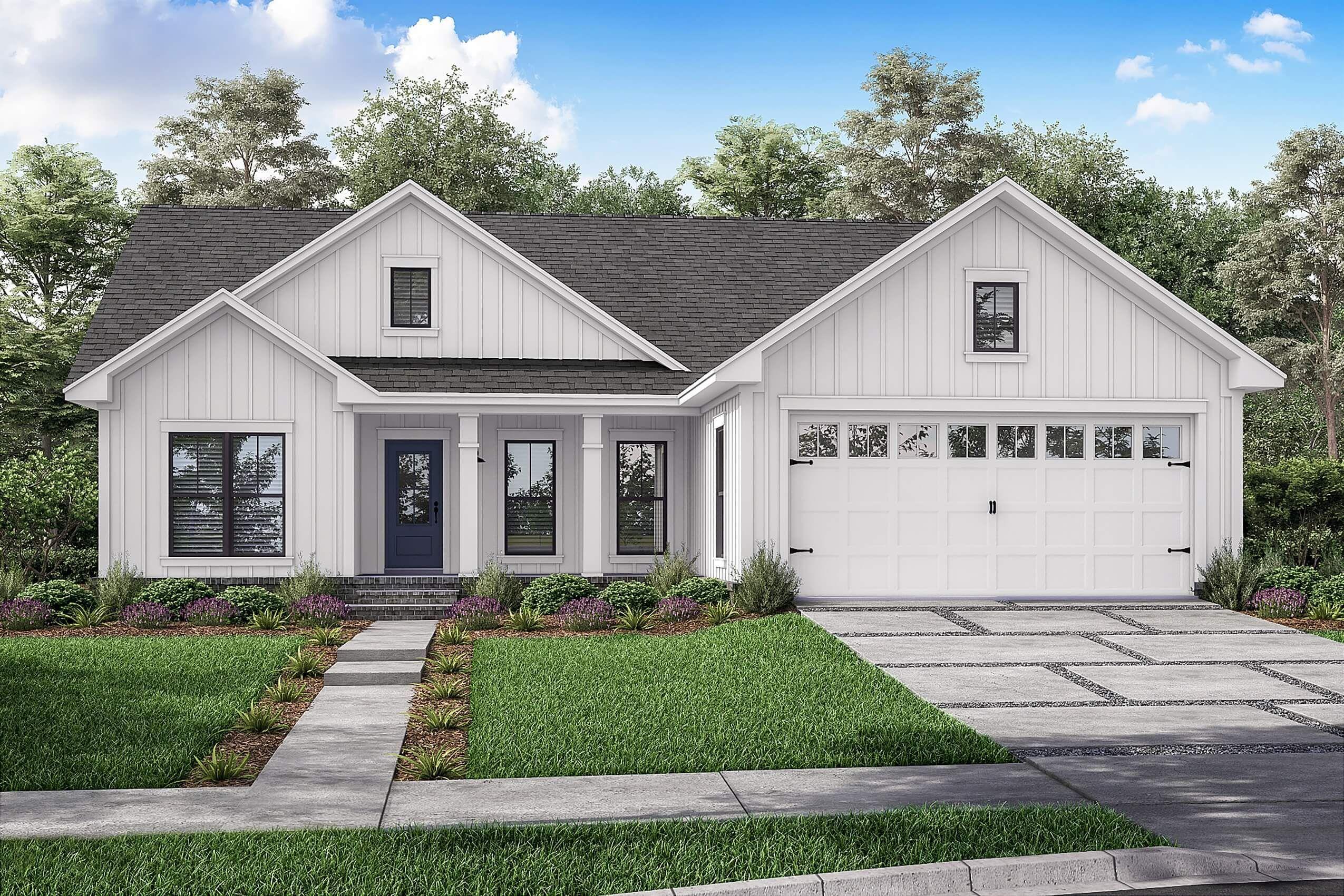 Aubrey House Plan House Plan Zone