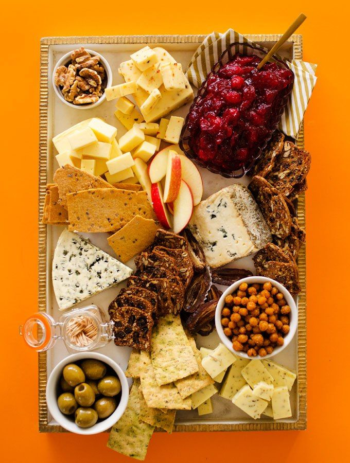 1 2 3 Cheese Board Recipe Vegetarian Cheese Boards Holiday Cheese Boards Apple Recipes Easy