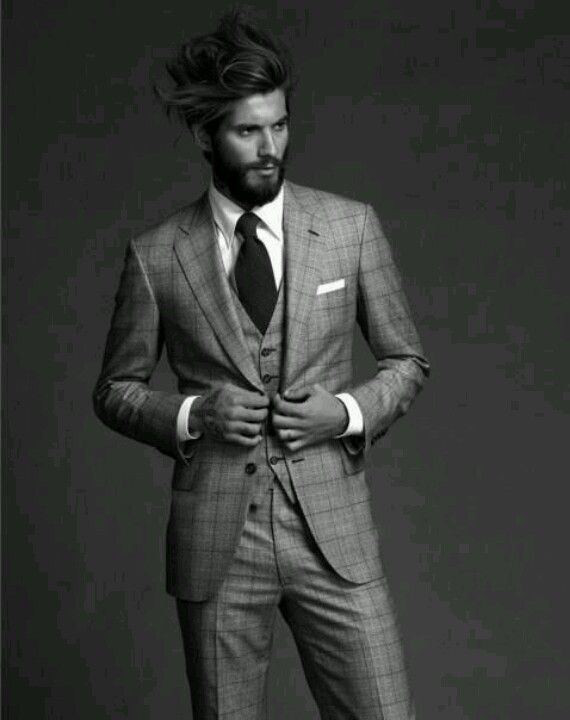 6970e112e77dc Gentleman style Traje Frac