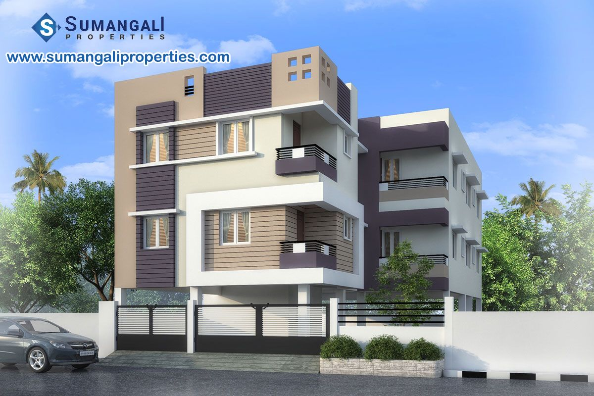 flats in medavakkam chennai Apartments for sale