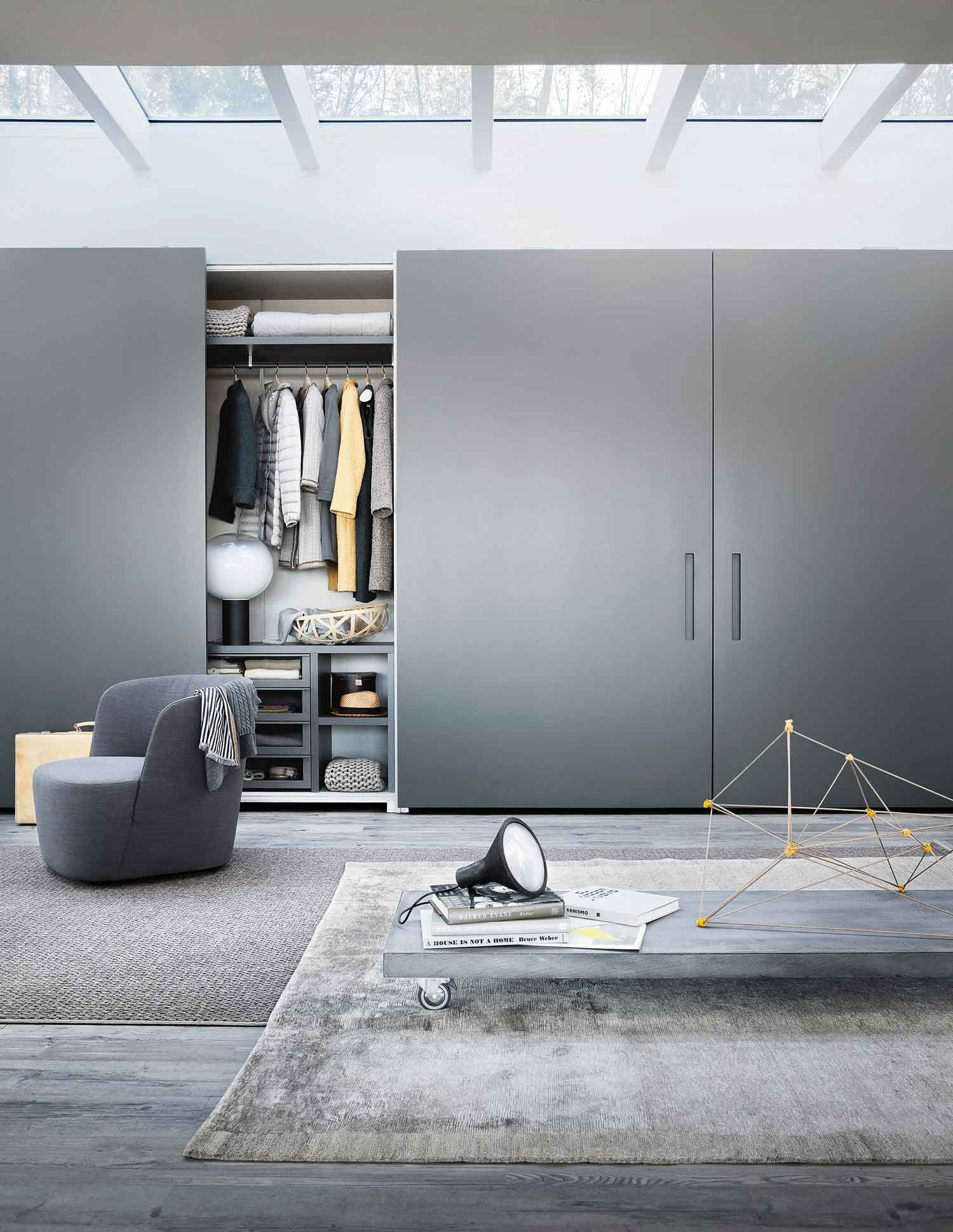 Rogerseller Introduces Luxury Living Systems From Lema Italian  # Giellesse Muebles