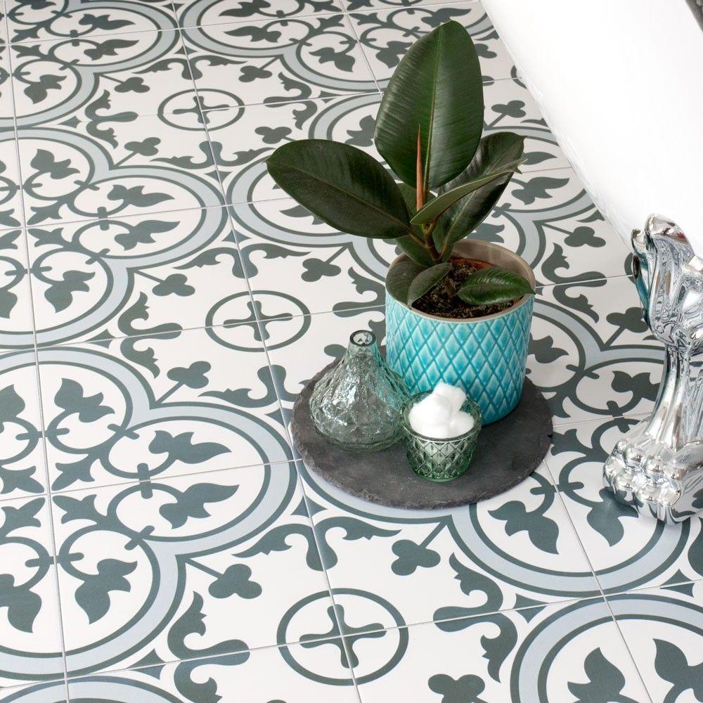Ledbury Marina Blue Pattern Tiles Dark Blue Tile Tile Patterns