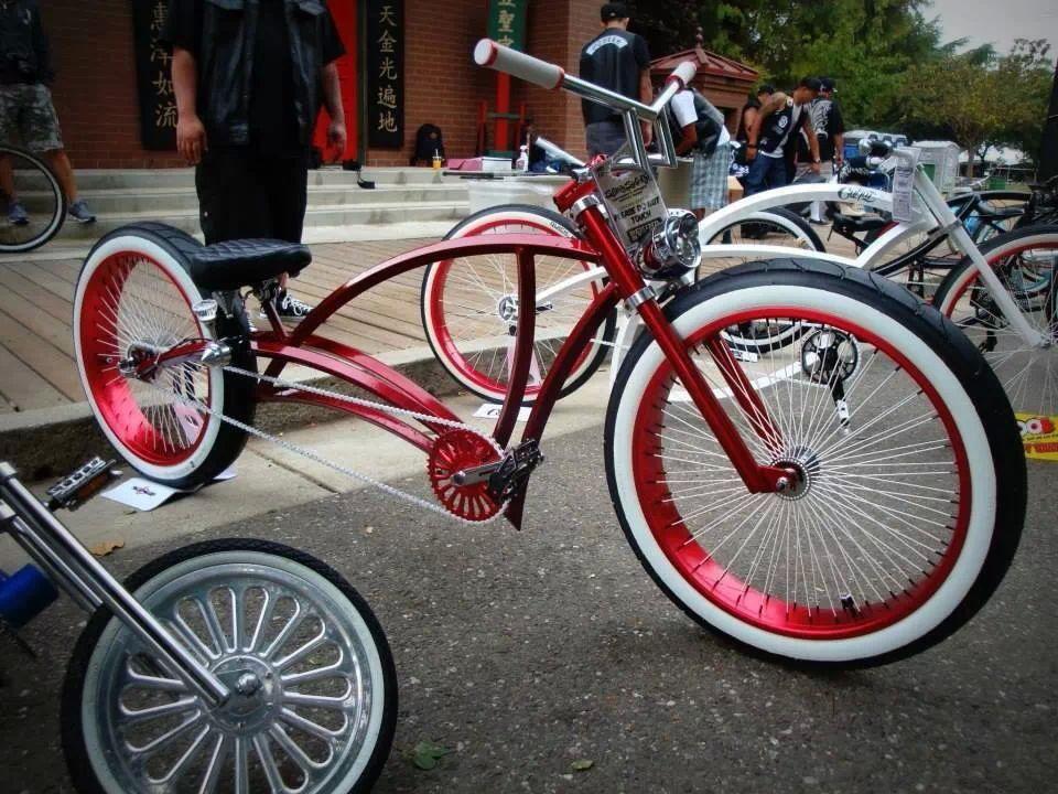 Pin By Jeff Kafein On Bikes Custom Bicycle Cruiser Bicycle Lowrider Bike