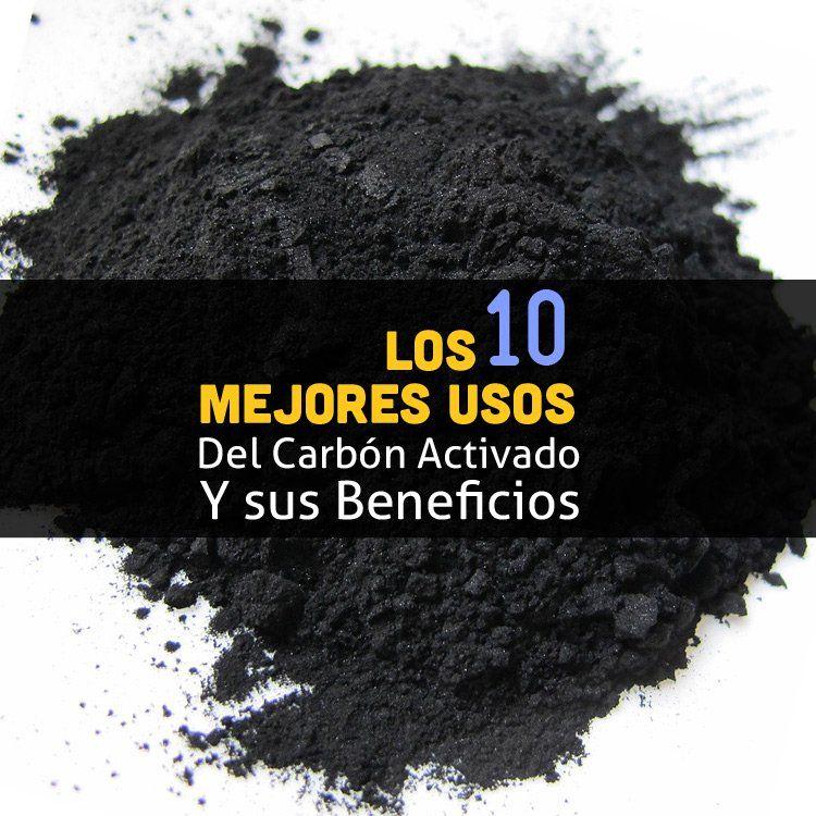 El Carbón Activado Puede Ser Usado Como Un Tratamiento Natural Para Eliminar Toxinas Y Químicos En Tu Cuerpo Sin Rea Body Remedy Coco Oil Healthy Glowing Skin