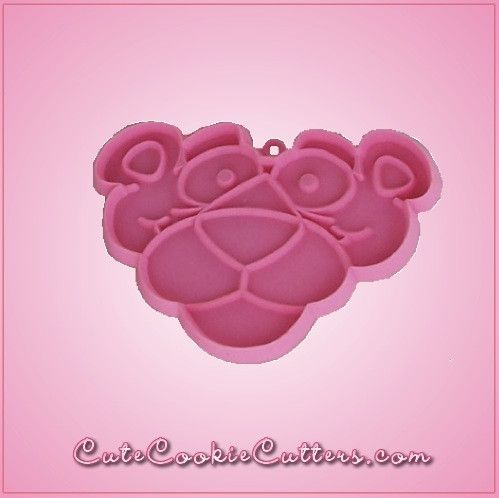 Pink Panther Cookie Cutter