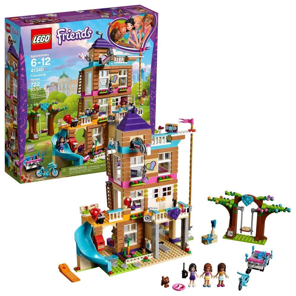 Lego Friends Friendship House 41340 Juguetes para niñas