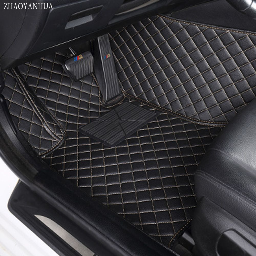 Zhaoyanhua Car Floor Mats For Nissan Altima Rouge X Trail Murano