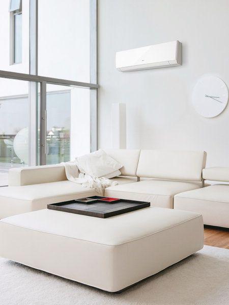 La casa ecológica | Pinterest | Aire acondicionado split ...