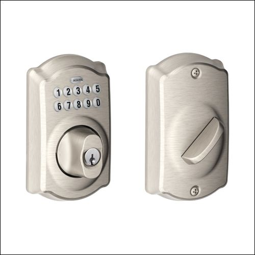 Best Smart Lock For Front Door 2019 Most Secured Keypad Keyless Lock Keypad Deadbolt Electronic Deadbolt Door Locks