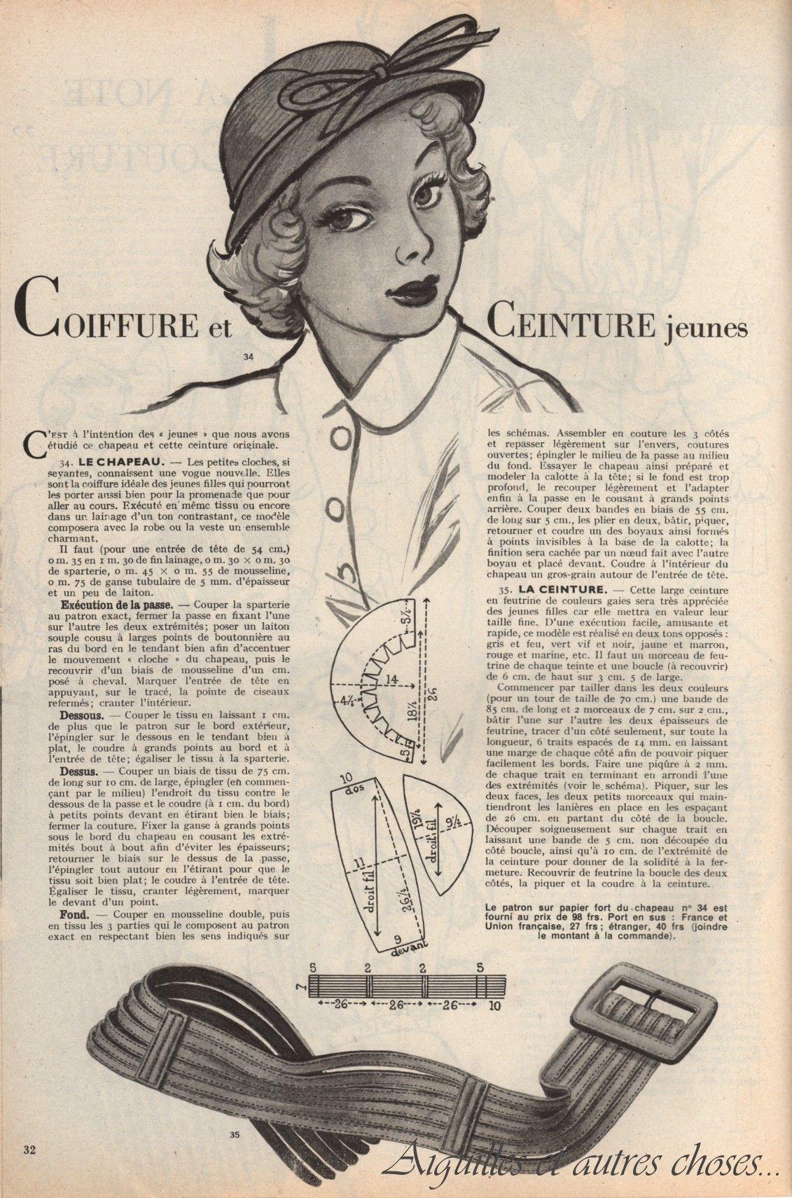 Publicidad femenina | шапочки by Vlada | Pinterest | Hüte und ...