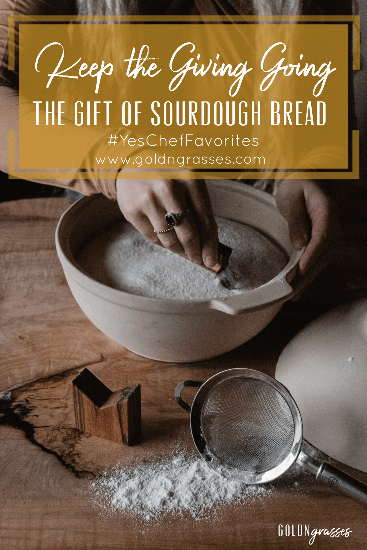 Keep the Giving Going in 2020 (With images) Sourdough