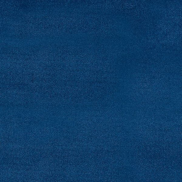 Monaco Velvet | 65904 in Navy | Schumacher Fabric |  This glamorous velvet is plush yet durable. Woven of lightfast solution-dyed acrylic yarns and Nanotex finished, it's perfect for interior or exterior use.