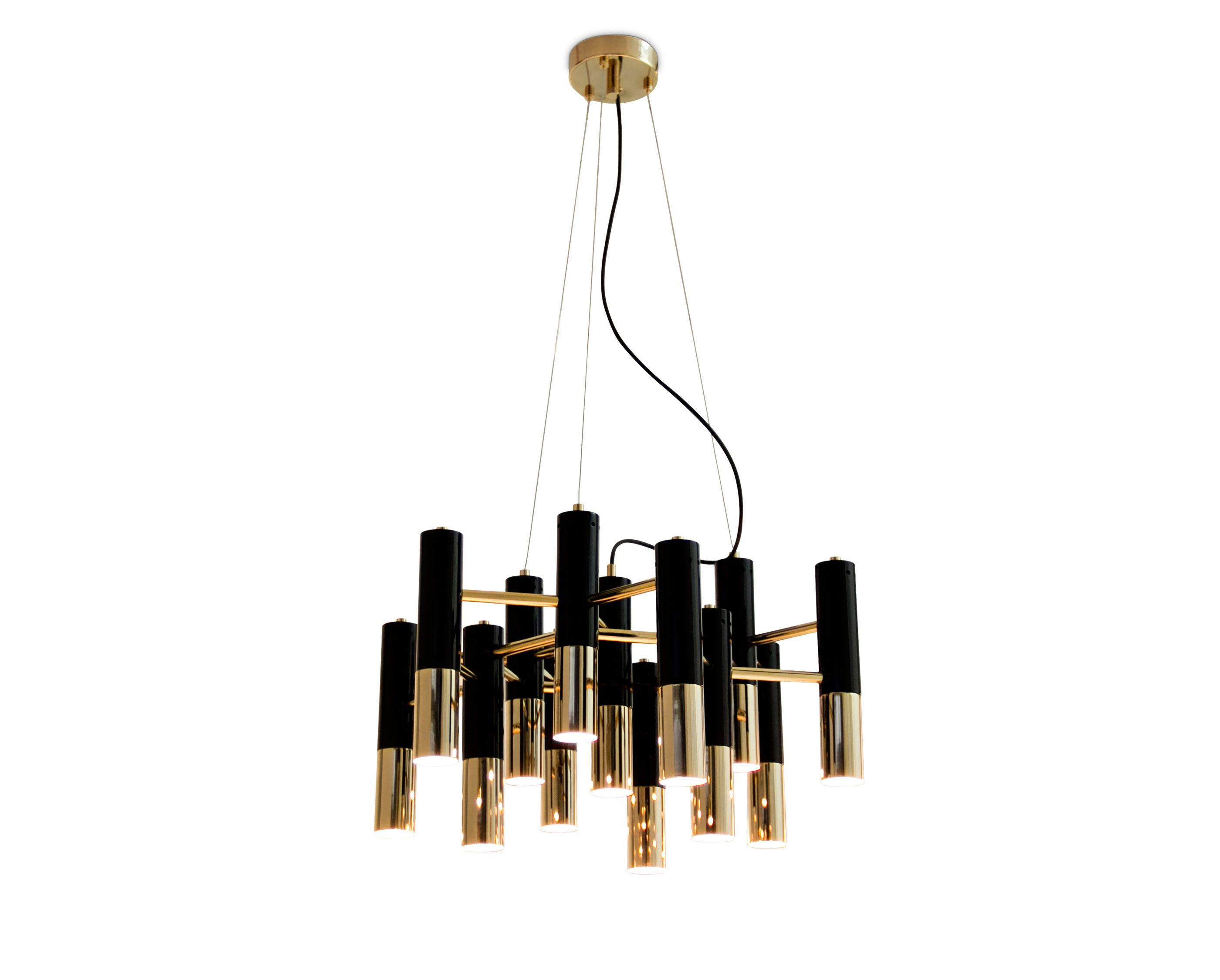Kronleuchter Modern Jazz ~ Ike modern suspension lamp