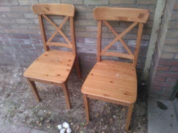 Keuken Tafel Ikea : Keukentafel stoelen stuks ikea stoelen marktplaats
