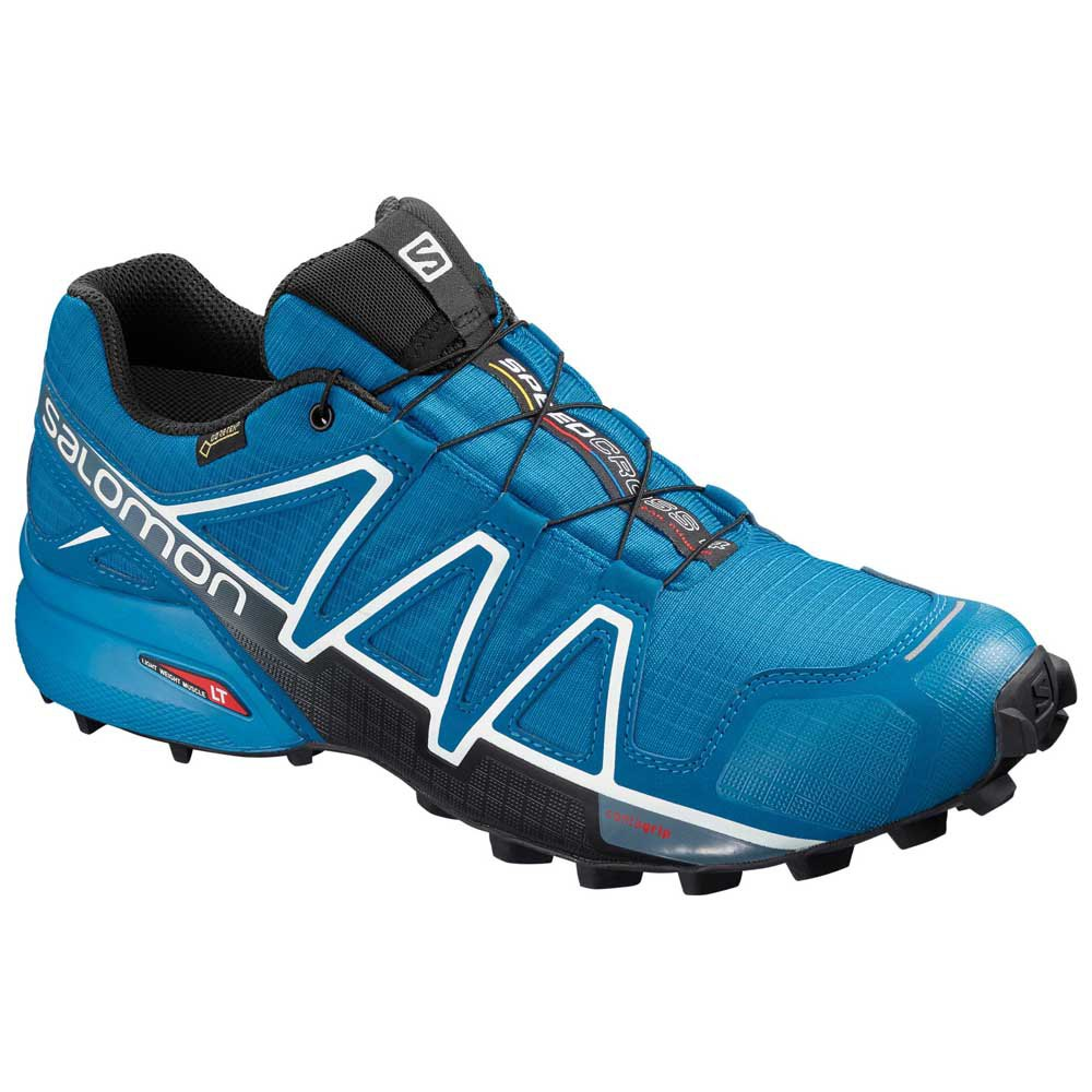 Salomon Speedcross 4 Goretex Black, Trekkinn -  Salomon Speedcross 4 Goretex Blue, Trekkinn  - #backpackinggear #black #GORETEX #hiking #hikingbootswomen's #hikingoutfit #hikingoutfitfall #hikingoutfitsummer #hikingoutfitwinter #hikingoutfitwomen #hikingtips #hikingtrails #OutdoorTravel #salomon #speedcross #trekkinn