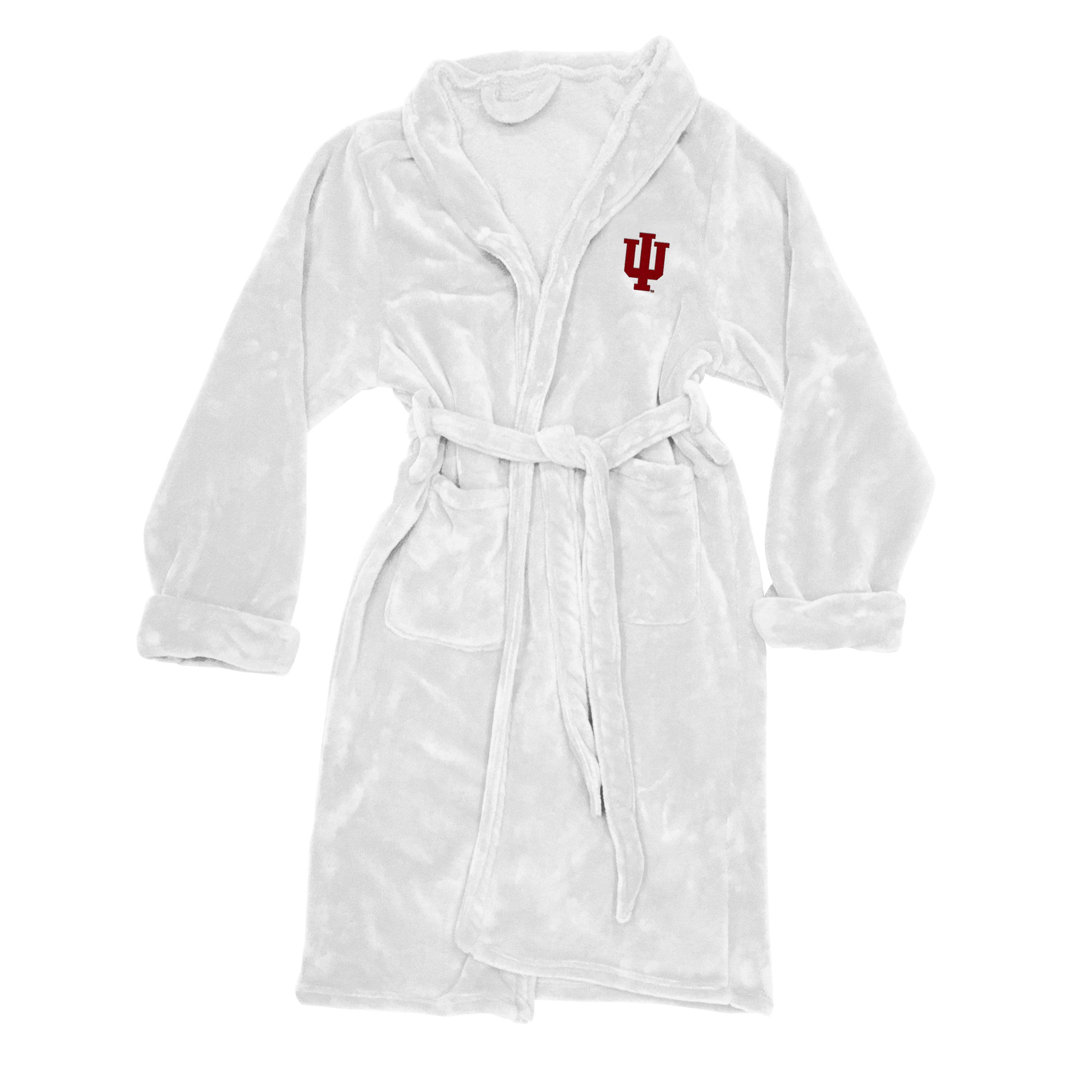 32b7cf3a Indiana Hoosiers Men's Silk Touch Plush Bath Robe | New Items in the ...