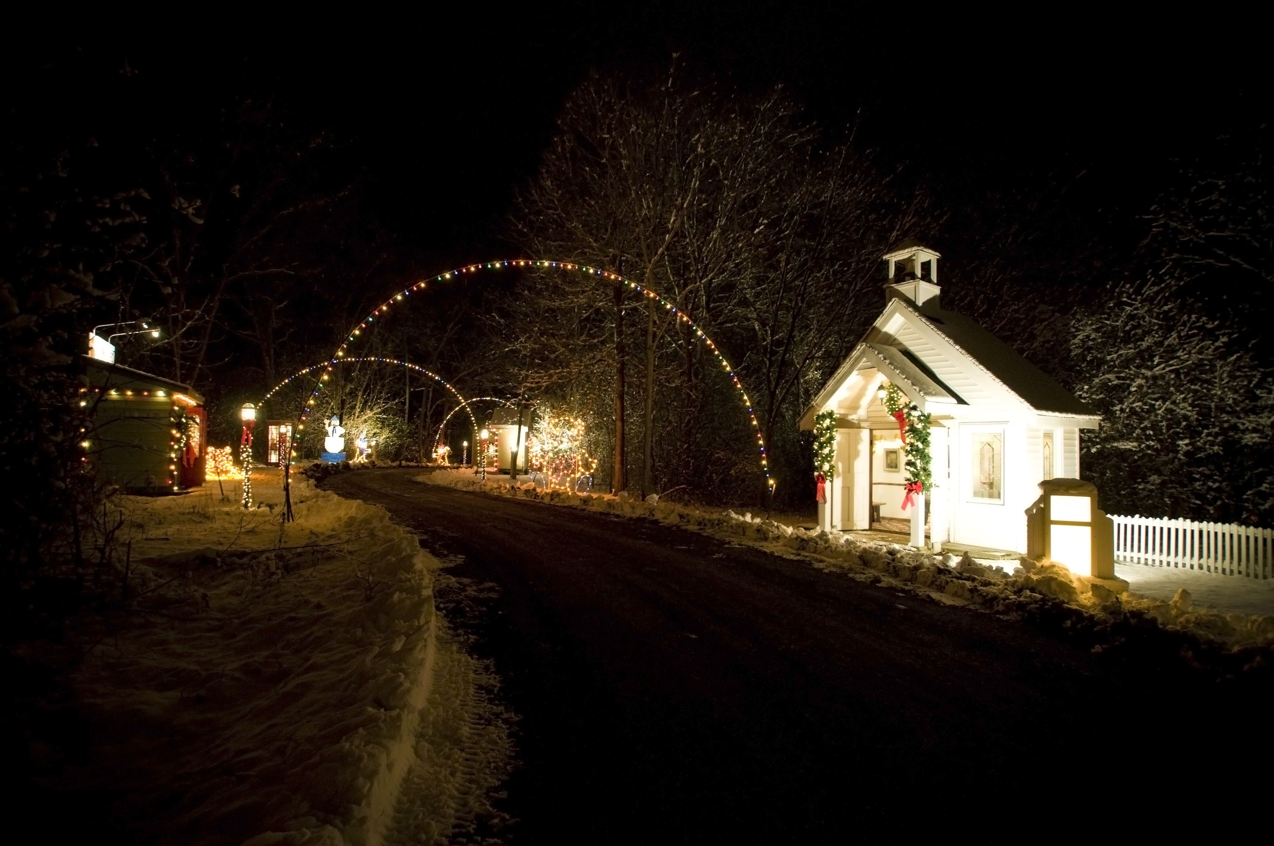 spectacular christmas lights - Country Springs Christmas Lights