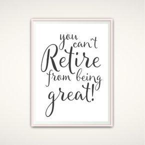 happy retirement sign