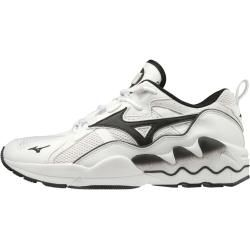 Photo of Mizuno Wave rider 1 unisex sneaker white Mizuno