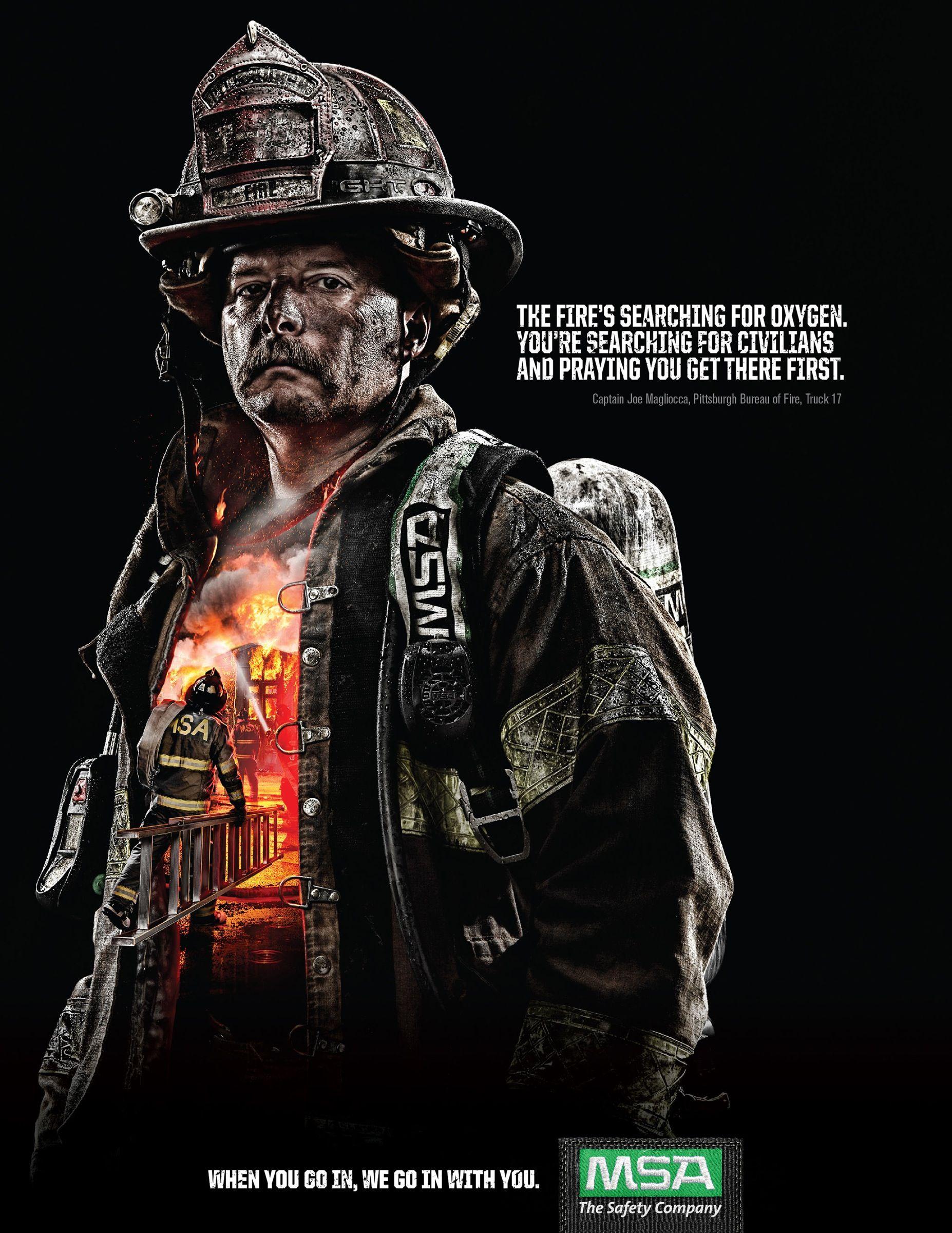 Mine safety appliances the fire inside joe fire