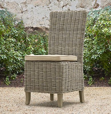 My Favorite Kubu Rattan Dining Chairs Rattan Dining Chairs Side Chairs Restoration Hardware Dining Chairs