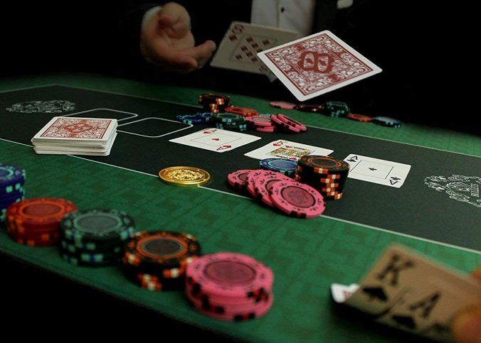 Party Poker Casino Games