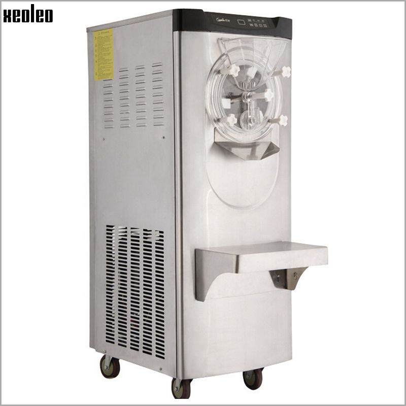Xeoleo Commercial Hard Ice cream maker 30-36H/L Ice cream machine ...