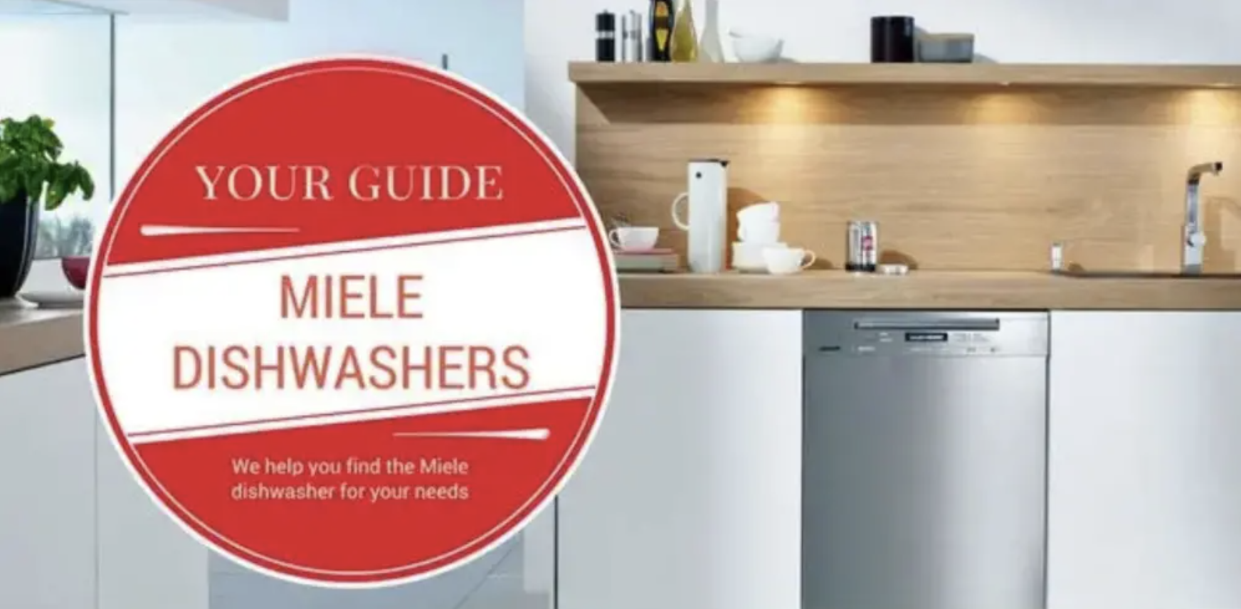 Your Guide To Miele Dishwashers Best Dishwasher Miele Dishwasher Miele