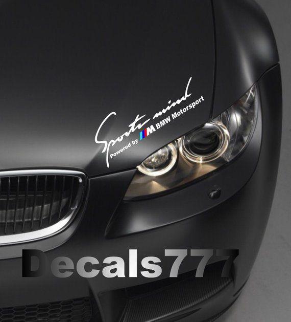 Sports Mind Powered By ///M BMW Motorsport E36 E39 E46 E60